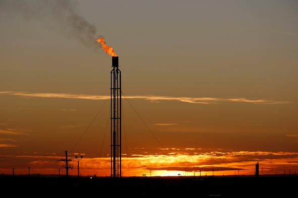 פליטת גז מתאן מזהם
