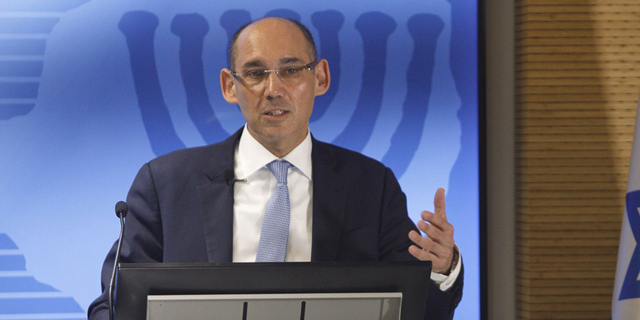 תחזית בנק ישראל: סגר ברבעון הרביעי יביא להתכווצות של 7% במשק השנה