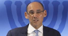 אמיר ירון נגיד בנק ישראל ינואר 2020, צילום: בלומברג