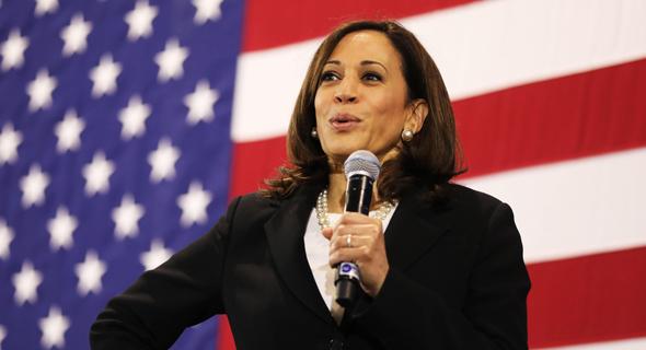קמאלה האריס, המועמדת לסגנית נשיא של ביידן
