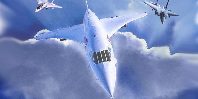 הקברניט יירוט מטוס קרב אתגר הקונקורד 12.8.20, צילום: ipms, heritageconcorde, microprose