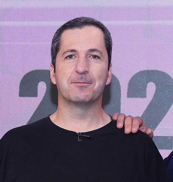 Prof. Yaakov Nahmias. Photo: Orel Cohen