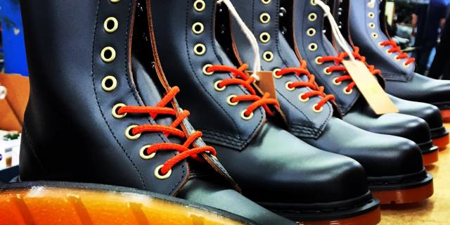 """נעליים של ד""""ר מרטינס, צילום: Dr Martens"""