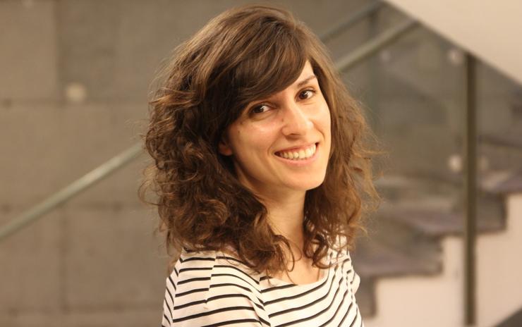 שרון הריס, מסיימת תואר באדריכלות בבצלאל, צילום: גבי ניקולא