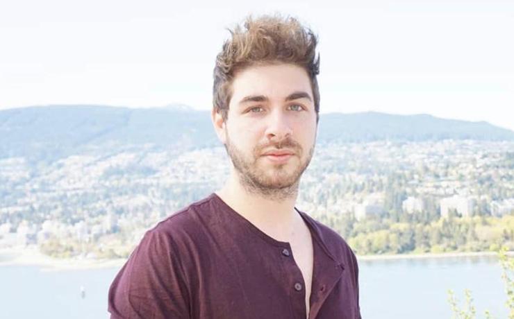 עמית שמילוביץ, סטודנט לתיירות ומלונאות במכללה האקדמית כנרת