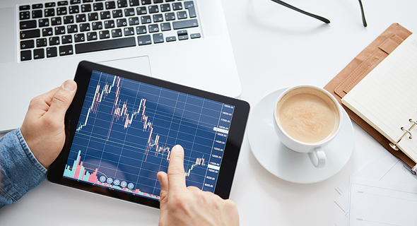 Apps make trding on the stock market far more accessible/ Photo: Shutterstock