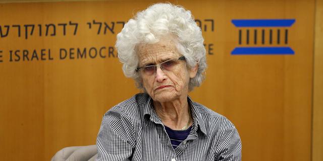 פרופ' רות גביזון, כלת פרס ישראל לחקר המשפט, הלכה לעולמה