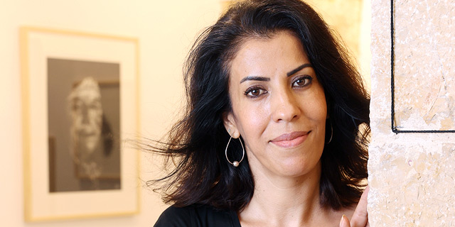 פאטמה אבו רומי, צילום: אלעד גרשגורן
