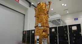 לווין אופק 16, התעשייה האווירית, צילום:  התעשייה האווירית