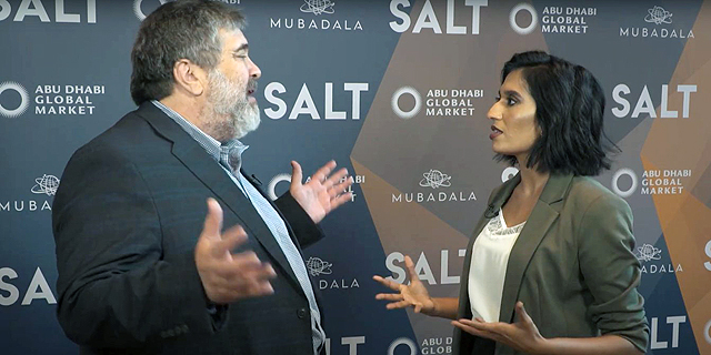 """""""We will see dozens of interactions over the next few months that will grow into hundreds next year,"""" Jon Medved says of UAE ties"""