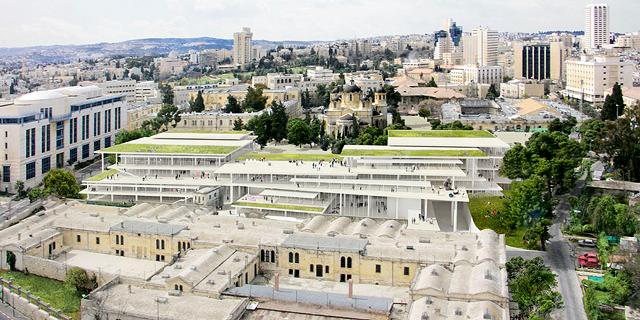 """""""בצלאל הוא הפרויקט החשוב ביותר במרכז ירושלים"""""""