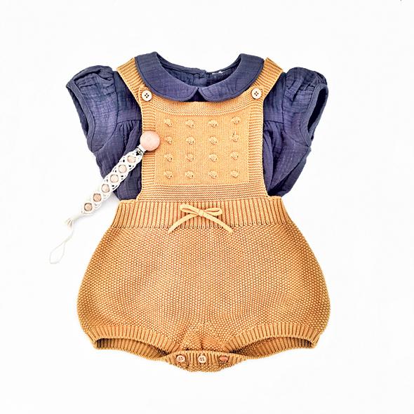 קולקציית בגדי הילדים של פופוניה, בעיצובה של גלי משען