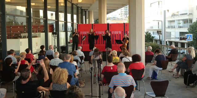 הפילהרמונית מציגה: קונצרטים באוויר הפתוח - בפני 40 מנויים
