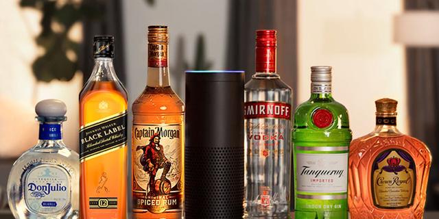 משקאות אלוכוהוליים של דיאג
