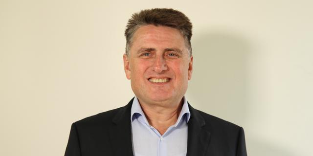 """סלביק גרויסמן, בעלים ומנכ""""ל  GVK, צילום: יח""""צ"""