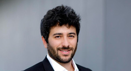 Yonatan Amir, co-founder and CEO of Diagnostic Robotics. Photo: Omer Hacohen