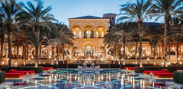 מלון One and Only בדובאי. חבילות חופשה למשפחות