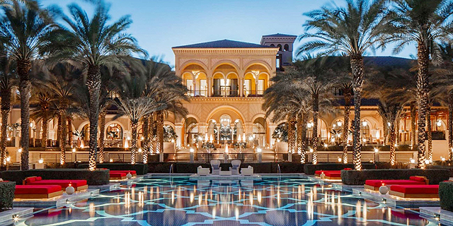 מלון One and Only בדובאי. חבילות חופשה למשפחות , צילום: oneandonlyresorts
