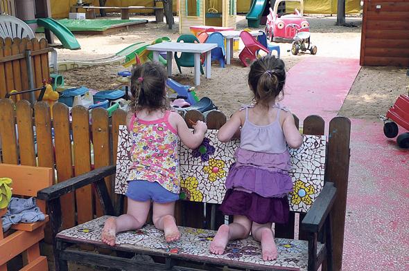 גן ילדים בצל הקורונה
