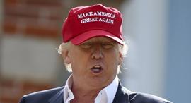 """נשיא ארה""""ב דונלד טראמפ, צילום: איי פי"""