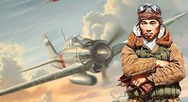 הקברניט יפן זירו מלחמת העולם השנייה, צילום: modellbaustube+acesofww2