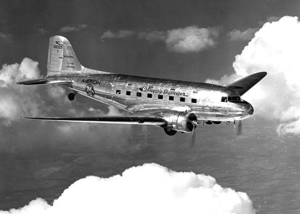 מטוס DC3, צילום: flying tigers