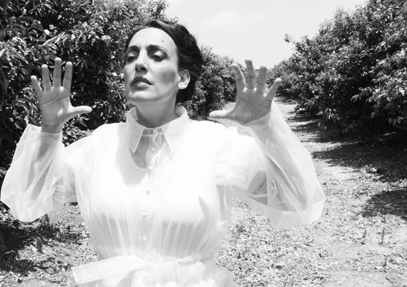 ויקטוריה חנה, צילום: עידן גולקו