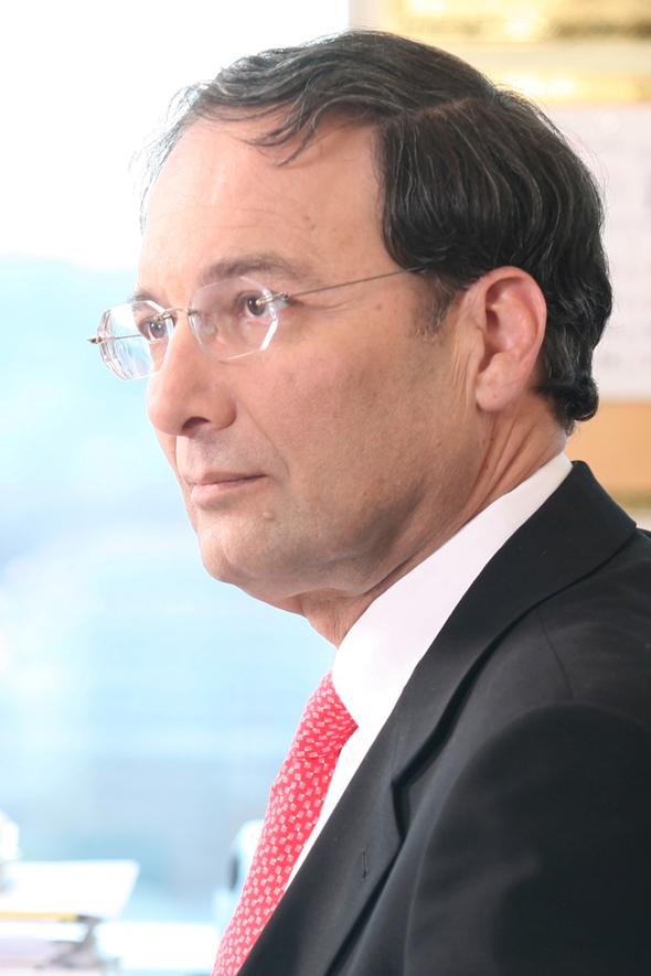 Head of GHK Adv. David Hodak. Photo: Osnat Rom