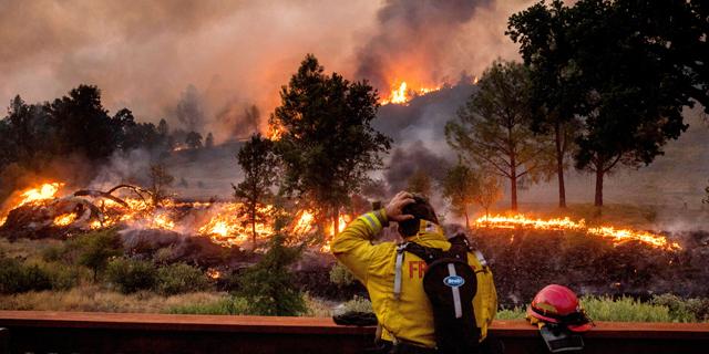 שריפות הענק בקליפורניה הן רק קדימון לשנים הבאות