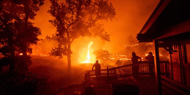 """2020: אסונות הטבע בארה""""ב גרמו לנזק של 95 מיליארד דולר"""