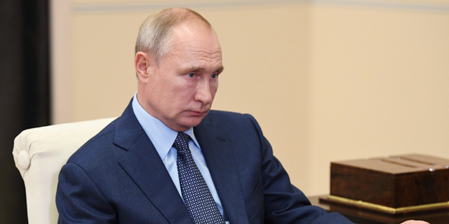 ולדימיר פוטין נשיא רוסיה, צילום: רויטרס