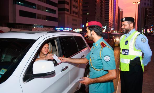משטרת דובאי, צילום:  emaratyah.ae