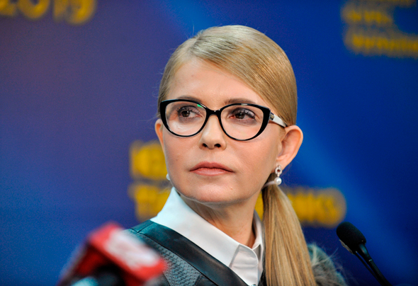 ראש ממשלת אוקראינה לשעבר יוליה טימושנקו, צילום: שאטרסטוק