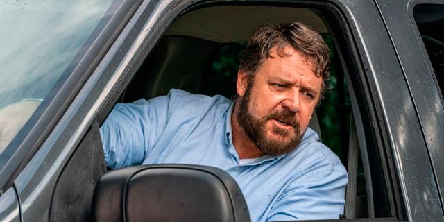 """המותחן החדש של ראסל קרואו שבר את הסגר בבתי הקולנוע בארה""""ב"""