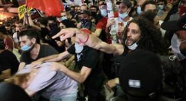 הפגנה הפגנות מחאת ימי הקורונה מובטלים אבטלה, צילום: דנה קופל