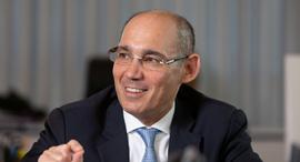 נגיד בנק  ישראל פרופ' אמיר ירון ינואר 2020 1, צילום: אלכס קולומויסקי