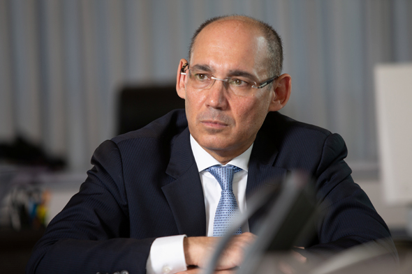 Governor of the Bank of Israel Amir Yaron