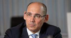 נגיד בנק  ישראל פרופ' אמיר ירון ינואר 2020  2, צילום: אלכס קולומויסקי