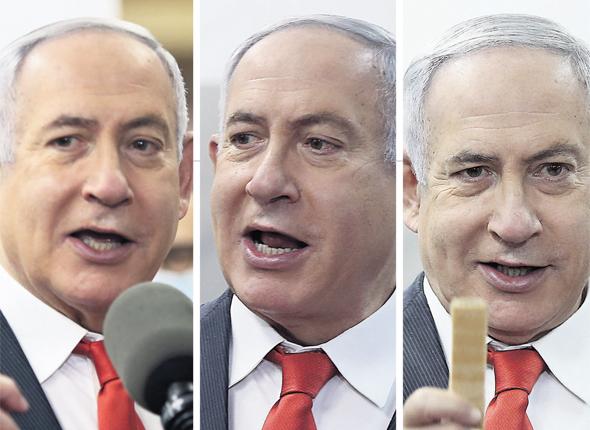 ראש הממשלה בנימין נתניהו הצהרות, צילומים: עמית שאבי