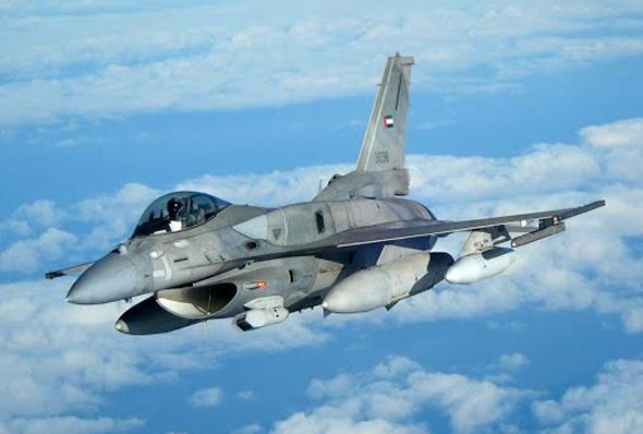 F16 של איחוד האמירויות