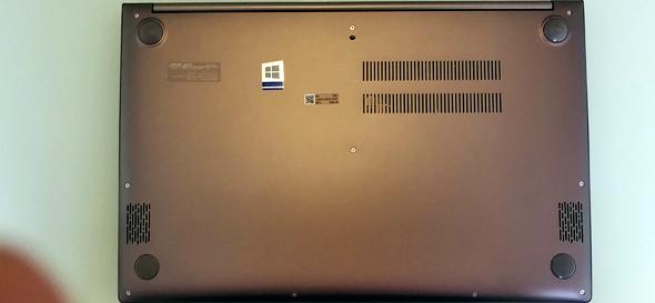 לפטופ S533 מחשב נייד של אסוס Asus, צילום: רפאל קאהאן