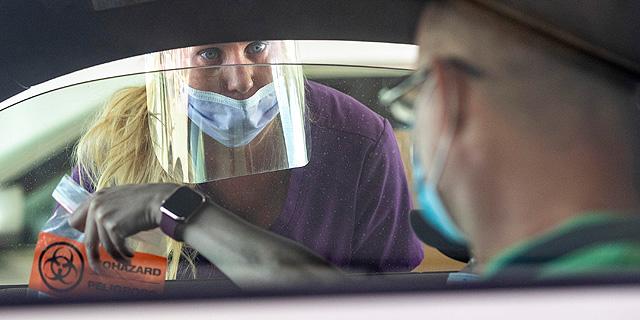 מתחם בדיקות בקליפורניה, צילום: אם סי טי