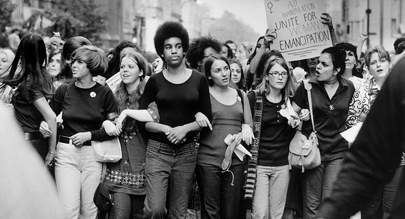 שביתת הנשים בניו-יורק, לפני 50 שנה
