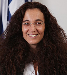 השופטת נאוה גדיש, צילום: אתר בתי המשפט