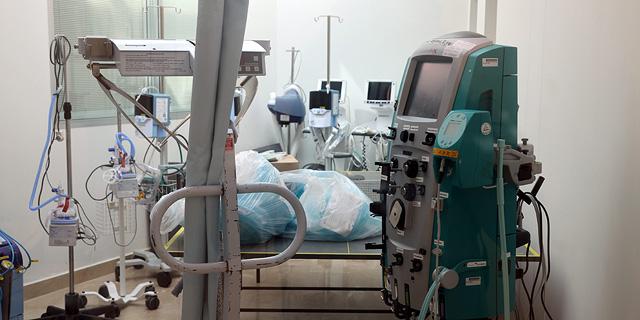 16 מתים מקורונה ביממה האחרונה, 417 חולים במצב קשה