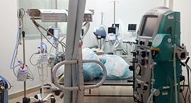 מחלקת טיפול נמרץ, צילום: יריב כץ