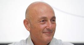יעקב לוקסנבורג, צילום: אוראל כהן