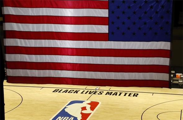 המחאה ב-NBA