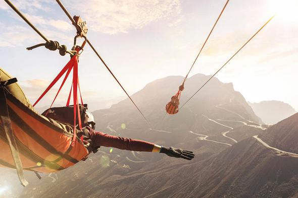 האומגה הארוכה בעולם בפארק ההרפתאות ג'יס
