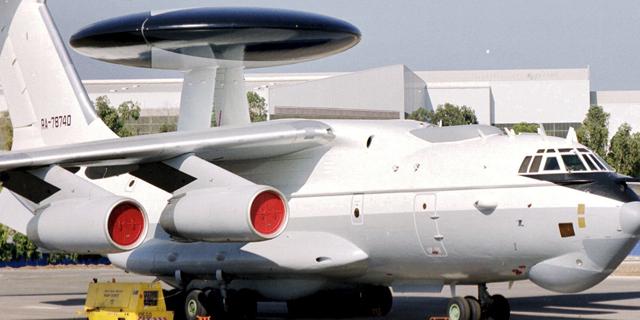 הודו תזמין מהתעשייה האווירית מטוסי התרעה במיליארד דולר